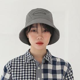 벗딥 CORE BUCKET HAT-GREY 버킷햇 벙거지 모자