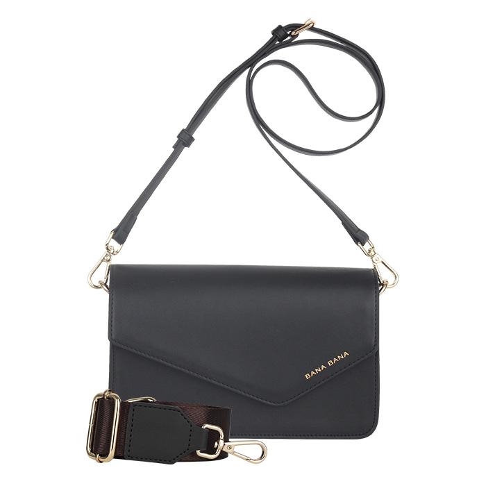 [바나바나] 아티B 크로스백 HMWCB084AC1 블랙 여성가방