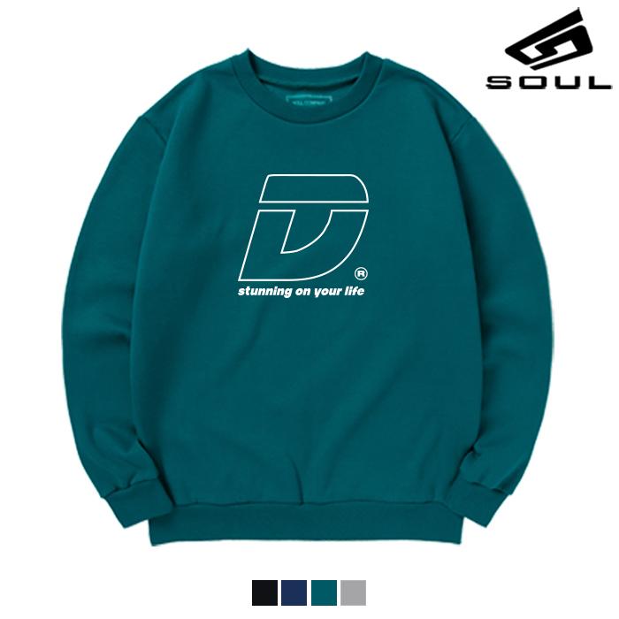 DASOUL - BIG D - (SBMSO-3010) - 맨투맨