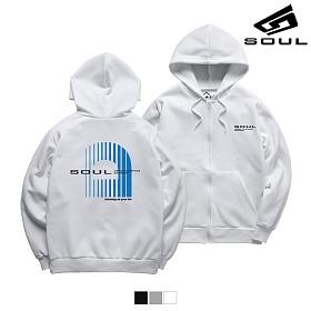 DASOUL - SLICE D - (SBJSO-3013) - 후드집업