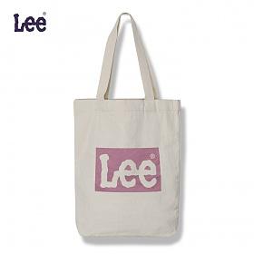 리 박스 로고 에코백 BOX LOGO ECO BAG - PINK