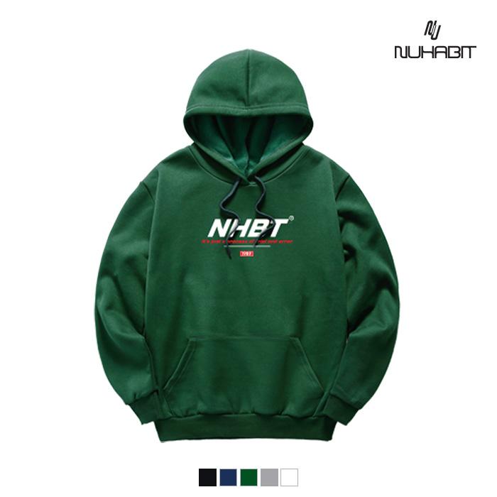 뉴해빗 - NHBT RED (SBHNH-1006) - 후드