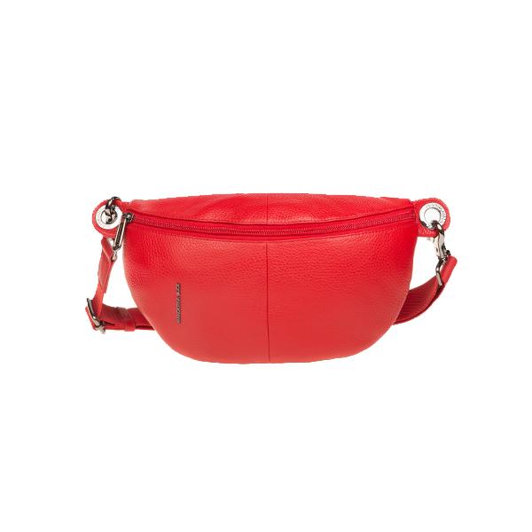 [만다리나덕]MANDARINADUCK - MELLOW LEATHER bum bag FZT7313C (flame scarlet) 힙색