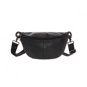[만다리나덕]MANDARINADUCK - MELLOW LEATHER bum bag FZT73001 (nero) 힙색