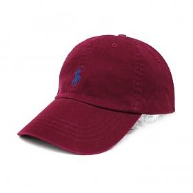 폴로랄프로렌 볼캡 모자 710716734 019 버건디(네이비) 정품 국내배송
