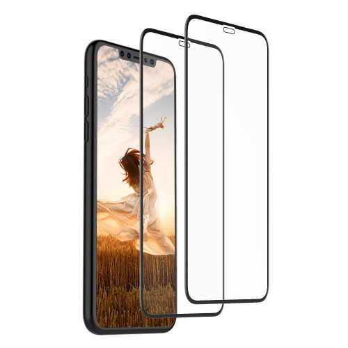 [뮤즈캔] - MUZCAN 아이폰11 3D풀커버 액정강화유리