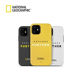 [MD추천] 내셔널지오그래픽 익스플로어 퍼더 에디션 샌디 더블 프로텍티브 - 아이폰 케이스