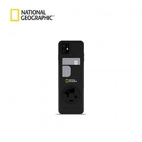 MD추천[내셔널지오그래픽]메탈 데코 아이슬라이드 케이스 - 아이폰용