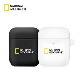 [MD추천] 내셔널지오그래픽 브랜드로고 에어팟 케이스
