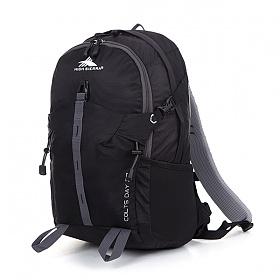 하이시에라 콜트데이23 - BLACK/MERCURY 등산 트레킹배낭 23L