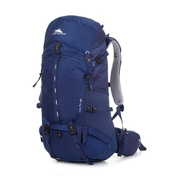 하이시에라 콜트40 - 트루네이비 등산 트레킹배낭 40L