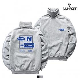 뉴해빗 - YOUTH N - (SBP8S-7007) - 목폴라