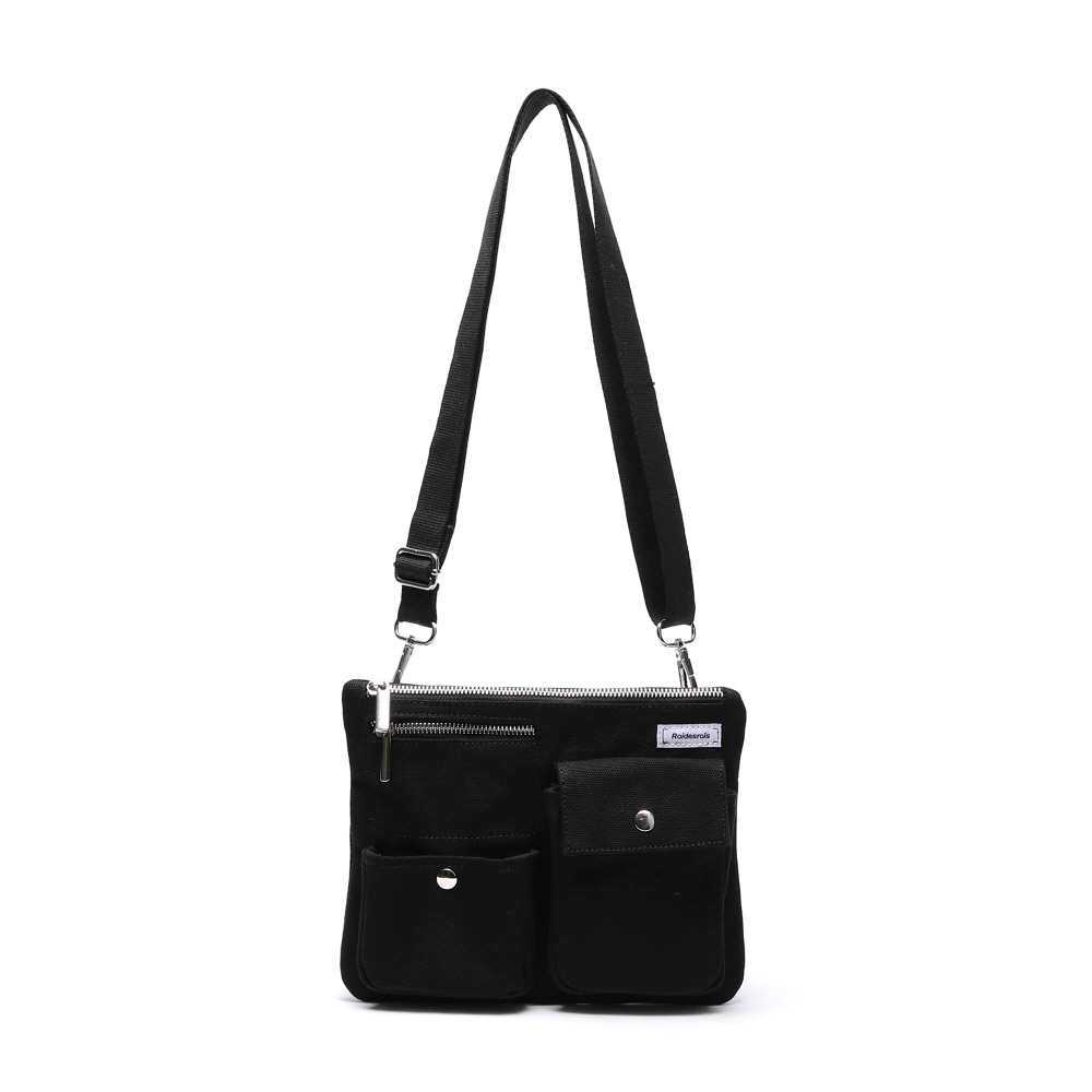 [로아드로아] CL EVER THAT CROSS BAG (BLACK) 크로스백