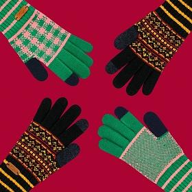 위글위글 - 스마트폰 터치 장갑 Smart phone touch gloves 시즌2 겨울장갑 커플장갑