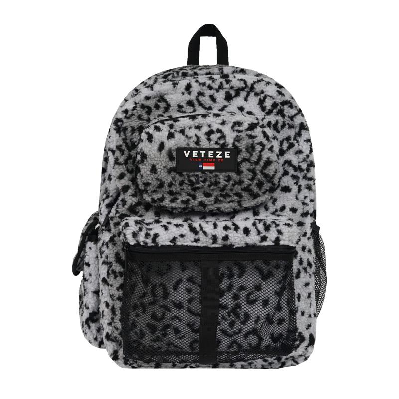 베테제 - Retro Sport Bag (leopard) 레트로 스포츠백 (레오파드)