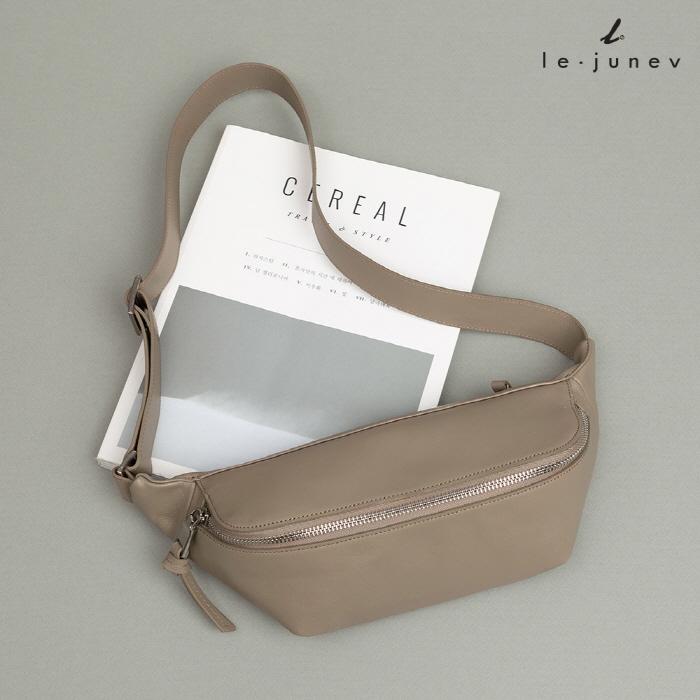 [리쥬네브]패니 멀티크로스백 L1833 머드