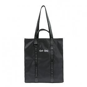 몬스터리퍼블릭 MOVEMENT LOGO TOTE BAG SMALL /BLACK