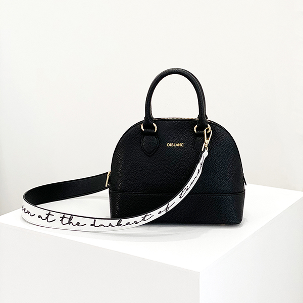[디아이블랑] 로제 토트 크로스백 여성가방