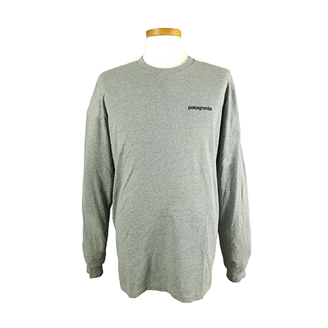 [EspaceOne] PATAGONIA 39161 GLH 파타고니아 로고 긴팔 티셔츠 F19E346S
