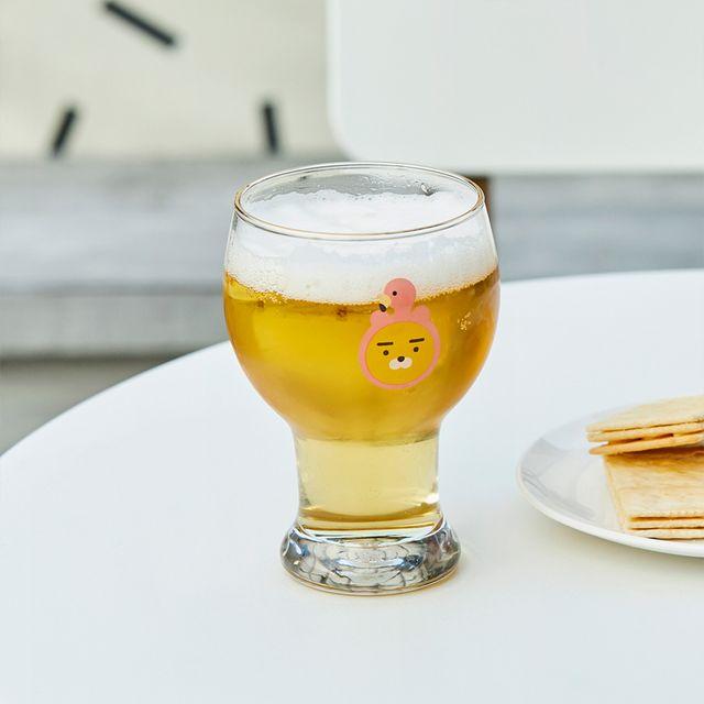공식md  맥주컵_플라밍고라이언