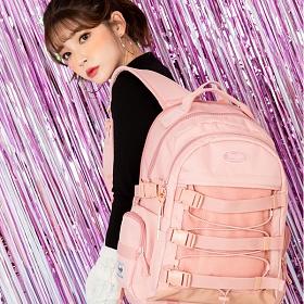 [DAYLIFE]데이라이프 시그널 백팩 (핑크) 2020년 업그레이드 ver 스트링 학생가방 신학기