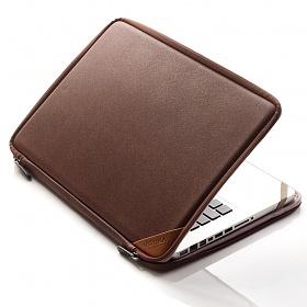 [바투카]VATUKA - 바렌체 레더 LG 그램 17 [17Z90P]전용 파우치 노트북 파우치 슬리브