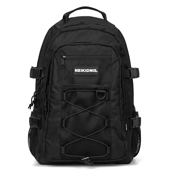 네이키드니스 MESH STRING BACKPACK / BLACK 백팩