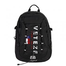 [8/12예약배송][베테제] Big Logo Backpack (black) 빅로고 스트링 백팩 (블랙)