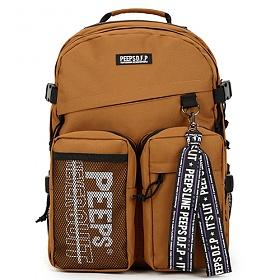 핍스 advance backpack(brown) 어드밴스 백팩