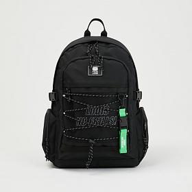 로디스 메가백팩 올블랙 학생백팩 학생가방