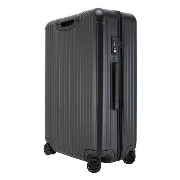 [리모와]에센셜 체크인L MATTE BLACK Essential 73 83273634 85L 30인치 수하물용 하드캐리어 당일발송