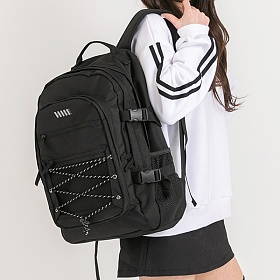 [와이크] WWIKE 스니커 백팩 - 블랙 학생백팩 신학기