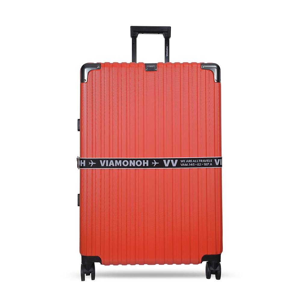 비아모노 VITO 30in (RED)(캐리어벨트+커버)
