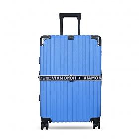 비아모노 VITO 26in (BLUE)(캐리어벨트+커버)