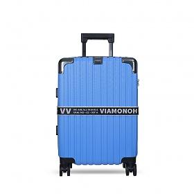 비아모노 VITO 20in (BLUE)(캐리어벨트+커버)
