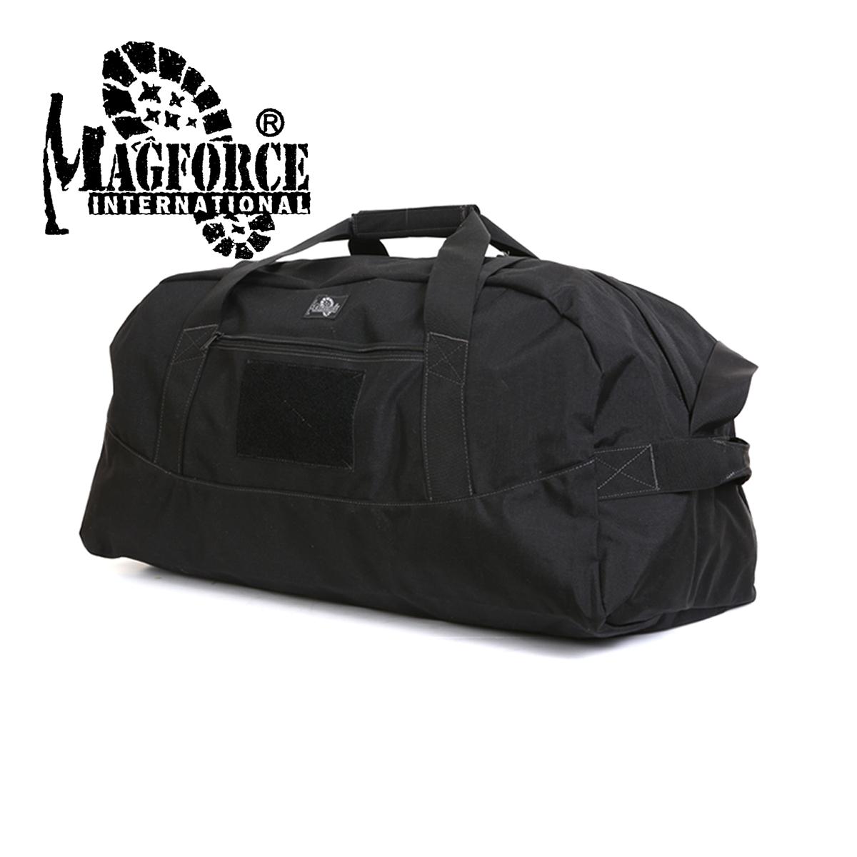 [맥포스] 다이하드 트래블백 블랙 XL