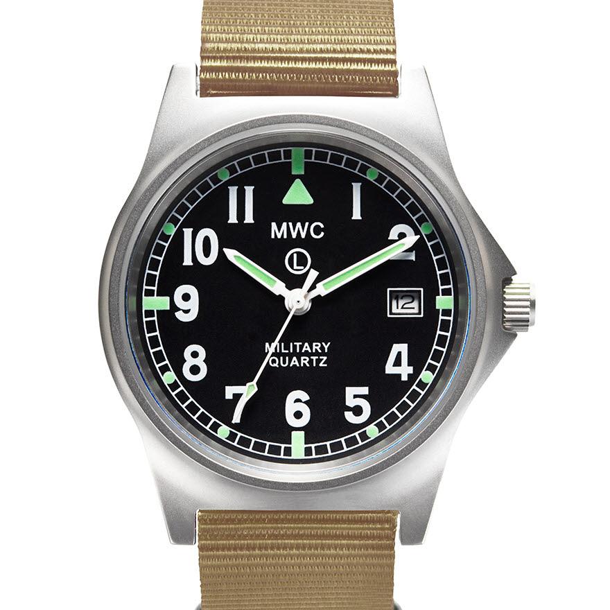 [MWC] 엠더블유씨 G10 오리지널 영국군시계 데저트