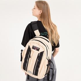 베테제 - Double Youth Backpack (beige) 더블 유스 백팩 (베이지)