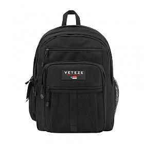 [1월22일 예약배송] 베테제 - Retro Sport Bag 2 (black) 레트로 스포츠백 2 메쉬 망사 백팩 가방 (블랙)