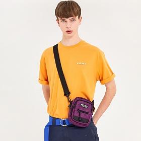 베테제 - Util Cross Bag (purple) 유틸 크로스백 (퍼플)