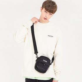 베테제 - Util Cross Bag (black) 유틸 크로스백 (블랙)
