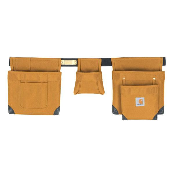 [칼하트]CARHARTT - 레거시 스탠다드 툴 벨트 Legacy Standard Tool Belt (Brown) G26061102