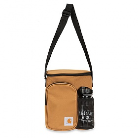 [칼하트]CARHARTT - 버티컬 런치 쿨러/워터 보틀 Vertical Lunch Cooler w/Water Bottle (Carhartt Brown) G8950210002