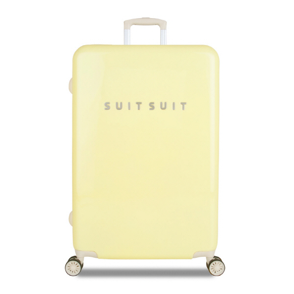 [수잇수잇(suitsuit)] 피프티스 망고 크림 28인치 중대형 캐리어 (TR-12208) 하드캐리어
