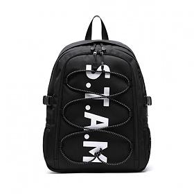 [스탐]STAM 로고 베이직 백팩 Logo Basic backpack 블랙(Black) 학생가방 신학기