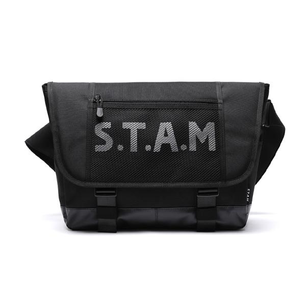[스탐]STAM 메신져백 MS 330 Messenger Bag MS330 블랙(Black) 메신저백 크로스백