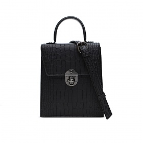 [브라비시모]마인(main bag) - Black 여성가방
