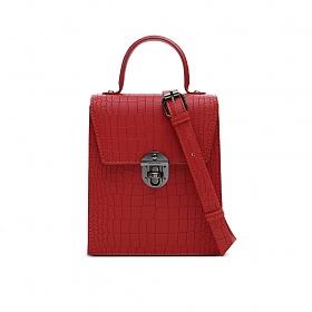 [브라비시모]마인(main bag) - Rose Brown 여성가방