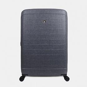 [몽카바] 론카토 콜라보레이션 파이버 라이트 그레이 32인치 FI08240 하드캐리어