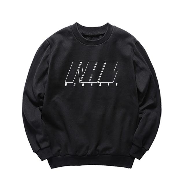 뉴해빗 - NH LINE - (SBMNHBQ-1018) - 맨투맨